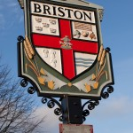 Briston Village Sign