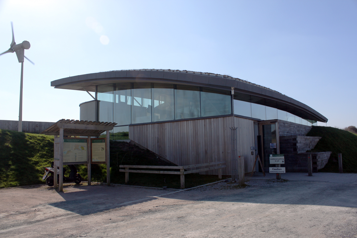 Norfolk Wildlife Trust Visitors Centre