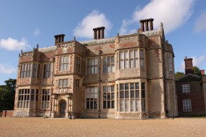 Febrigg Hall from the front
