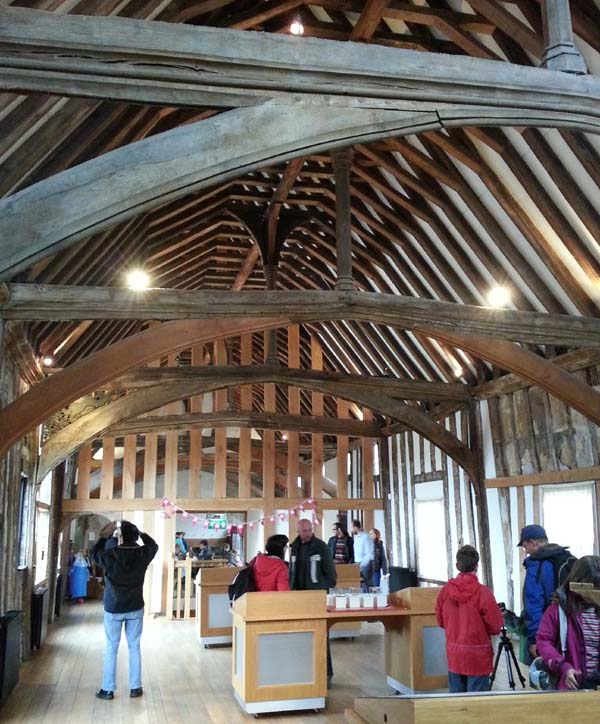 Dragon Hall - Medieval Merchant's Hall